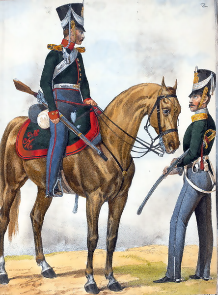 File:Russian soldiers from 1827.PNG - Wikimedia Commons