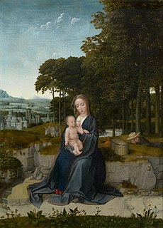 painting by Gerard David