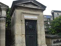 Sépulture Adolphe MOREAU & MOREAU-NÉLATON - Cimetière Montmartre.JPG