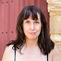Séverine Pineaux, Rencontres de l'imaginaire de Brocéliande 2013, Paimpont, France.jpg