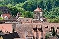 Südlkiche Altstadt, vom Röderturm Rothenburg ob der Tauber 20180510 003.jpg
