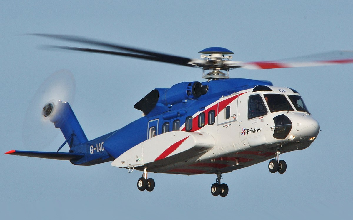 Image result for Sikorsky S-92