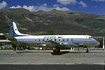 SAETA Vickers Viscount 785 at Quito.jpg
