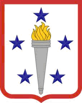 Fort Lee (Virginia) - Image: S Co E Patch