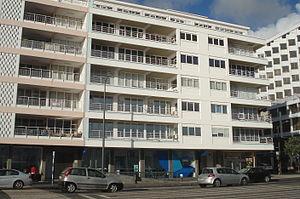 Azores Airlines - The SATA Group headquarters in Ponta Delgada