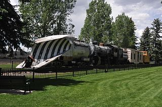 Snow Train Rolling Stock United States historic place