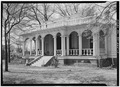 SOUTH FRONT - Nick Prevost House, 105 North Prevost Street, Anderson, Anderson County, SC HABS SC,4-AND,6-1.tif