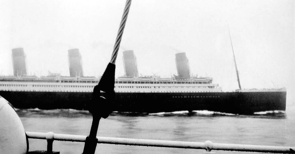 SS Olympic - 1934