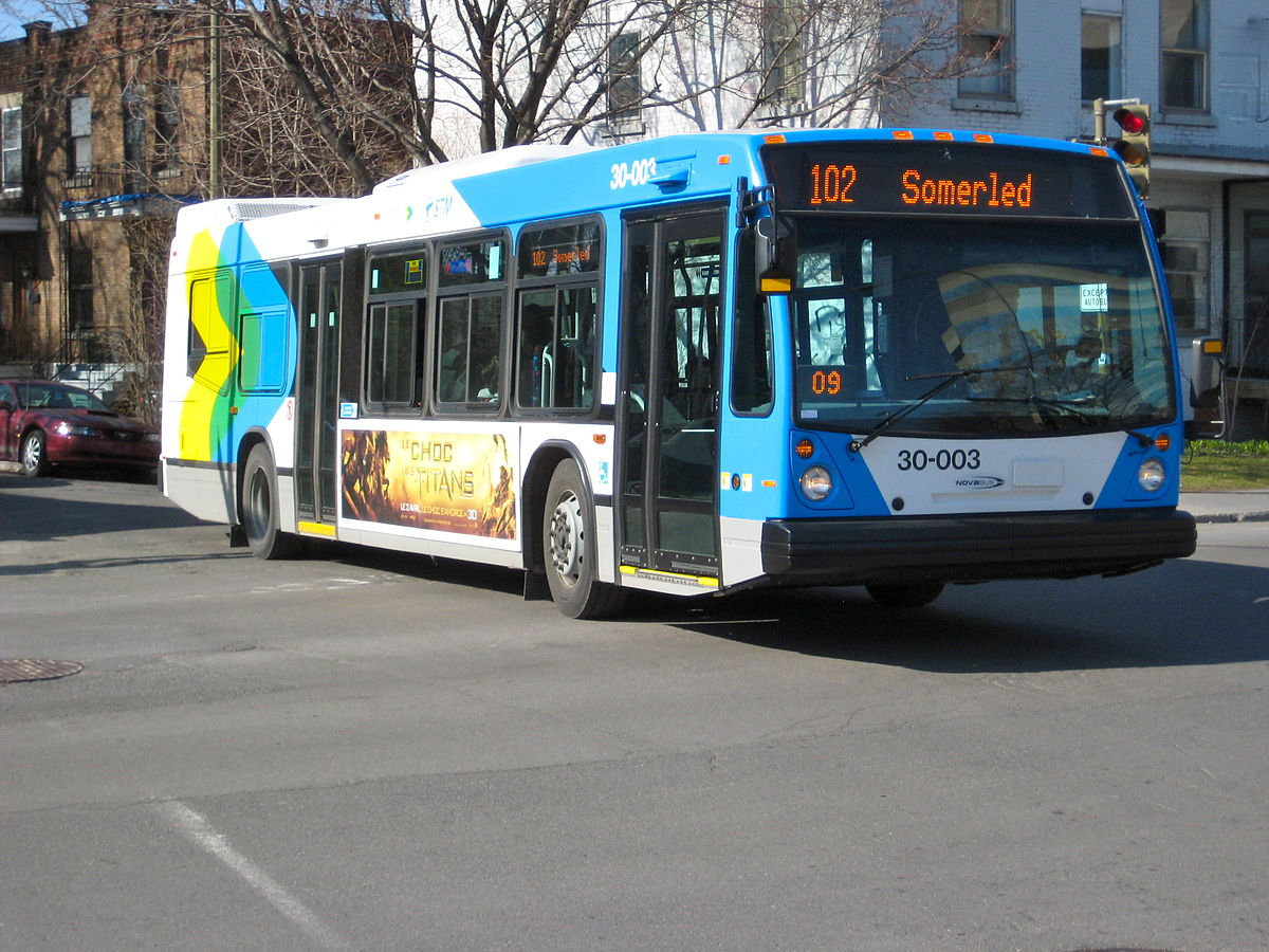 Nova Bus Wikip 233 Dia