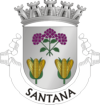 Coat of arms of Santana