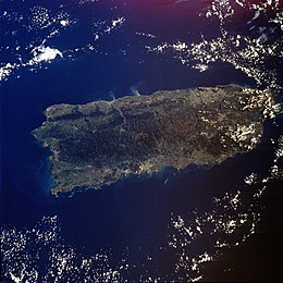 Geography Of Puerto Rico Wikipedia