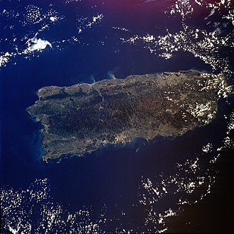 Colony - Puerto Rico, sometimes called the world's oldest colony.