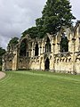 ST Mary's Abbey Remains .Museum Gardens.York.jpg