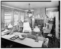 SUN ROOM, GENERAL VIEW - Anne Spencer House, 1313 Pierce Street, Lynchburg, Lynchburg, VA HABS VA,16-LYNBU,85-5.tif