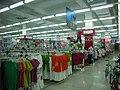 SZ Tour Wal-Mart interior Display on sale Clothing 02.JPG