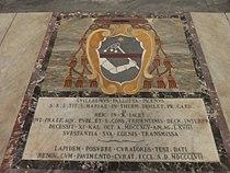 S M in Campitelli - sepolcro Gugliemo Pallotta card - 1795 P1010702.JPG
