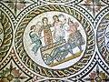 Sabratha - Museum mit Funden aus der Römerzeit, Mosaik 05.jpg