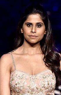 Sai Tamhankar Indian actress
