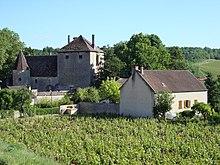 vignoble bourguignon