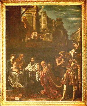 Louis Finson - Image: Saint Trophime finson