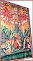 Saint Elijah Icon in Starichani Lakkomata.JPG