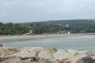 Saint-Irénée, Quebec - Image: Saint Irénée