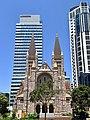 Saint John's Cathedral, Brisbane in October 2018, 02.jpg