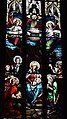Saint Joseph Catholic Church (Tiffin, Ohio) - stained glass, Adoration of the Magi.jpg
