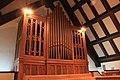 Saint Mary Student Parish Catholic Church Organ Ann Arbor Michigan 2.JPG