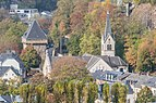 Saint Matthew church and Porte des Bons-Malades Luxembourg 01.jpg