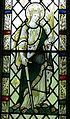 Saint Non's Chapel - Fenster 1 St.Winifred.jpg