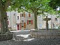 Sainte-Eulalie-de-Cernon - Place de la Fontaine.JPG