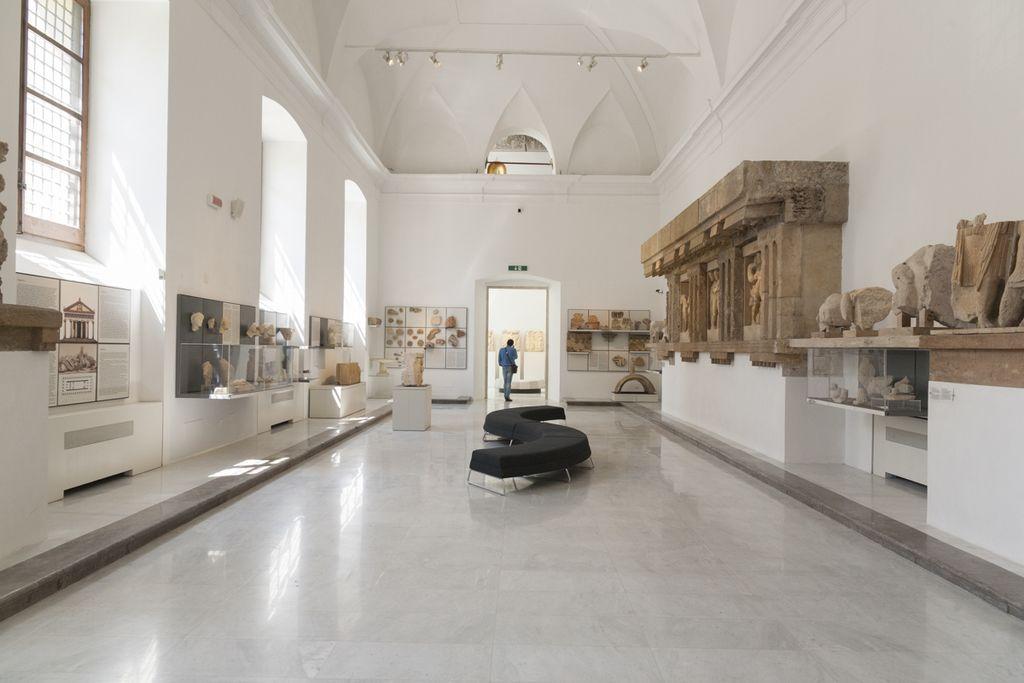 Dans le musée archéologique de Palerme - Photo de ICarollo77
