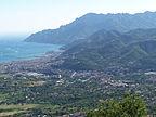 Salerno - Panorama - Włochy