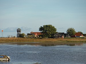 Saltholm - Saltholm Barakkeby