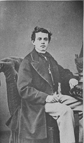 Salvador de Iturbide y Marzán - Image: Salvador de Iturbide y Marzán (1865)