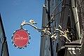 Salzburg - Altstadt - Getreidegasse 22 Café Mozart - 2019 07 26 - Schild 2b.jpg