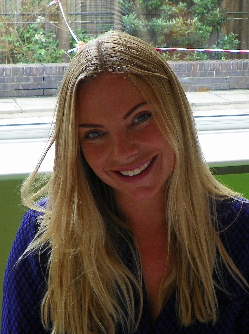 Samantha Womack 2016