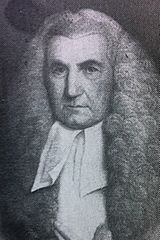 Chief Justice Sampson Salter Blowers, freed Black Nova Scotian slaves