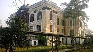 House of Representatives (Nepal) - Pratinidhi Sabha building of Nepal (moderation of ancient Gallery Hall)