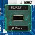 Samsung NC10 - motherboard - Intel N270 SLB73-92756.jpg