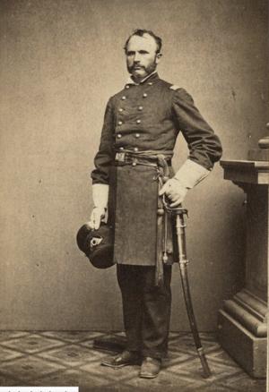 Samuel W. Black - Image: Samuel Black civil war soldier