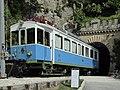 San-Marino, motorvagono de la eksa fervojo, 2.jpeg