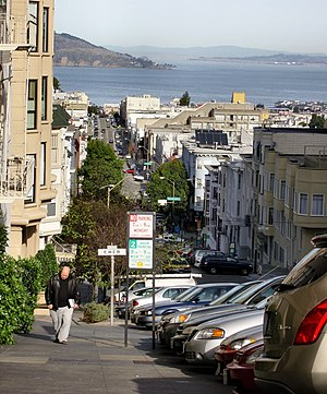 Nob Hill, San Francisco - Image: San Francisco Nob Hill 3