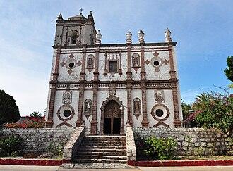 San Ignacio, Baja California Sur - Misión San Ignacio Kadakaamán
