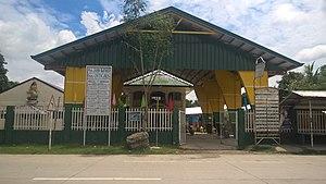 San Isidro, Lupao, Nueva Ecija - Barangay hall of San Isidro.