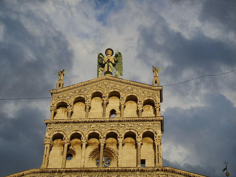 File:San michele in foro facciata dettaglio 07.JPG
