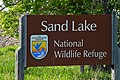 Sand Lake NWR sign close-up (9153768110).jpg