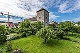 Sankt Veit an der Glan Burggasse 9 Herzogsburg NO-Ansicht 18052018 3240.jpg
