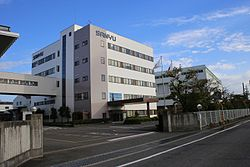 Sanyu Industrial Headquarter 20161010.jpg